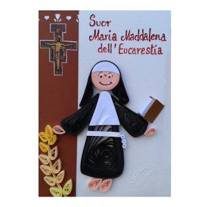 Biglietto ordinazione sacerdotale e professione